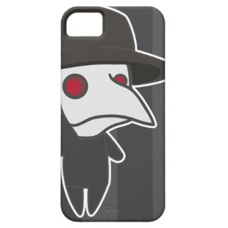 Little Plague Doctor iPhone 5 Cases