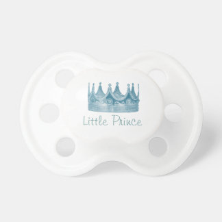 Little Prince Baby Pacifiers