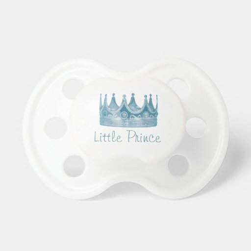 Little Prince Pacifiers