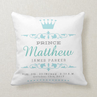 Little Prince Nursery Pillow