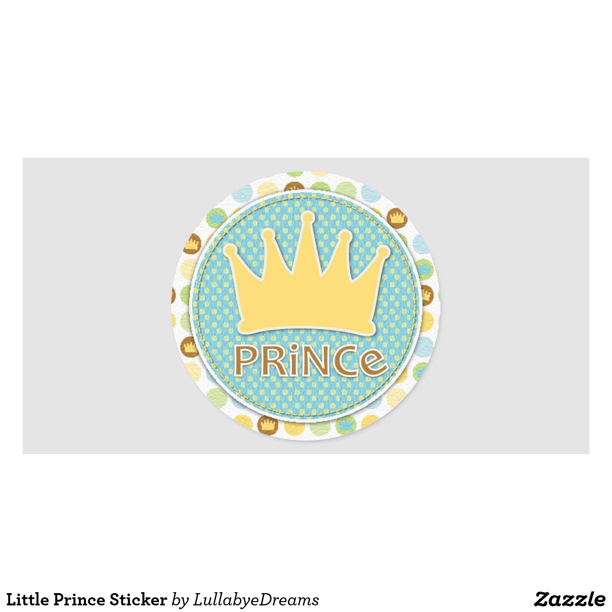 Little prince sticker zazzle - Sticker petit prince ...