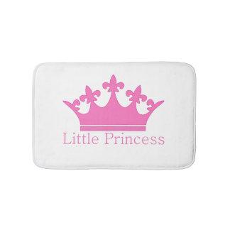 Little Princess - A Royal Baby Nursery Bath Mat