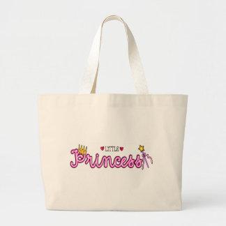 Little Princess Canvas Bags