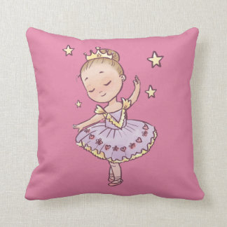 Little Princess Ballerina Cushion