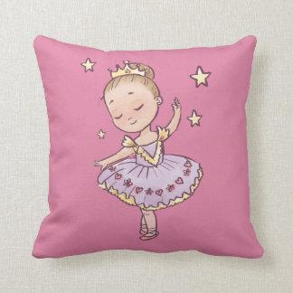 Little Princess Ballerina Cushion