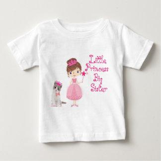 Little Princess Big Sister Baby T-Shirt