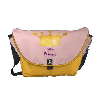 Little Princess Cute Crown Design Diaper Bag Commuter Bags