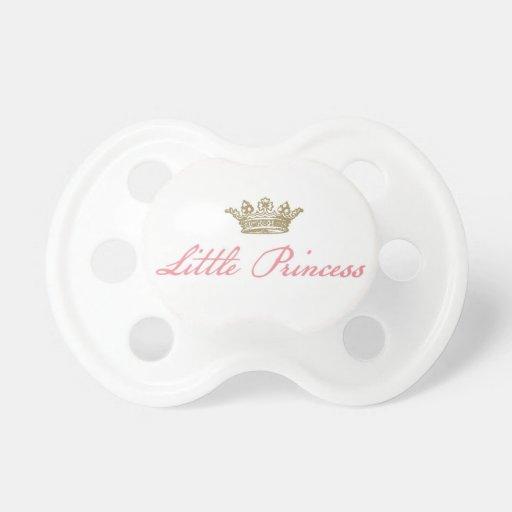 Little Princess Pacifier