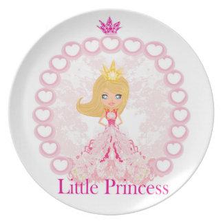 little Princess Plate