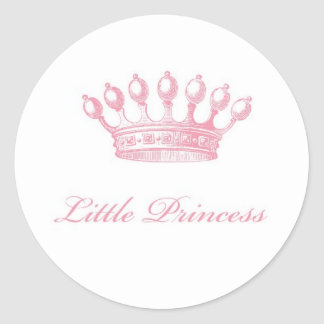 Little Princess Stickers