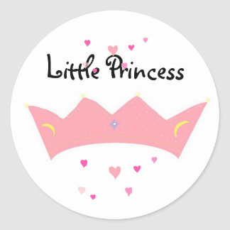 Little Princess - stickers