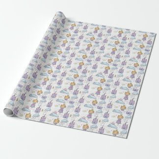 Little Princess Wrapping Paper
