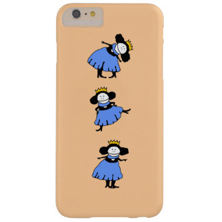Little Princesses Barely There iPhone 6 Plus Case