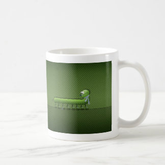 Little Problem (Green) Coffee Mug