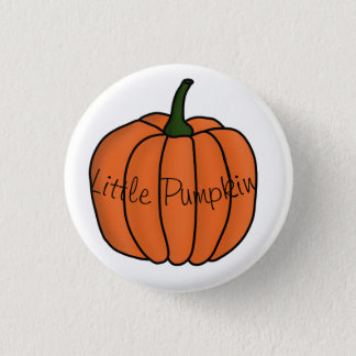 Little Pumpkin badge
