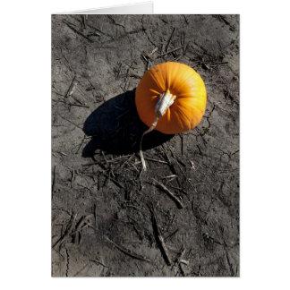 Little Pumpkin Card