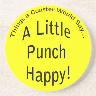 Little Punch Happy Light Coaster