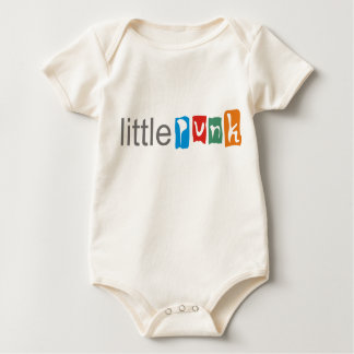 little punk baby bodysuit