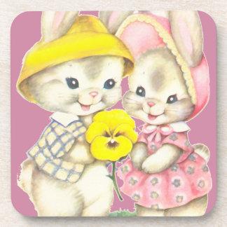 Little rabbits coaster