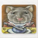 Little rat mousepad
