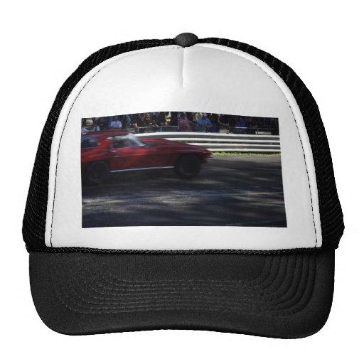 Little Red Corvette Mesh Hats