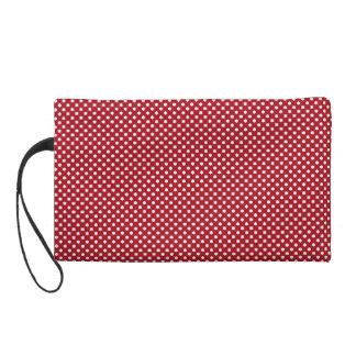 Little Red Floral Bag