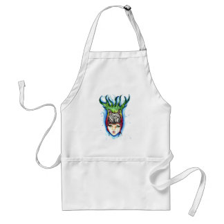 Little Red Riding Hood and the Wolf Standard Apron