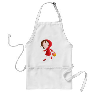 Little Red Riding Hood - Apron