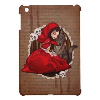 Little Red Riding Hood Case For The iPad Mini