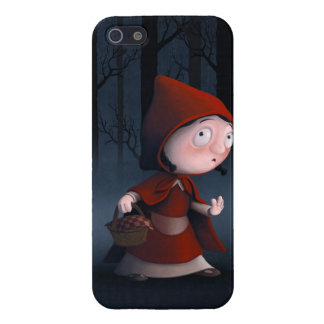 Little Red Riding Hood Case For The iPhone 5