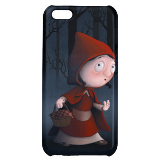 Little Red Riding Hood Cover For iPhone 5C