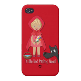 Little Red Riding Hood, iPhone Case