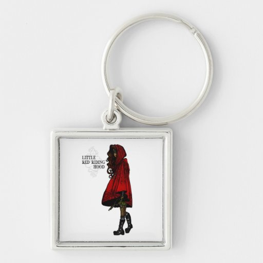 Little Red Riding Hood Keychains