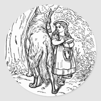 little-red-riding-hood-pictures-1 sticker