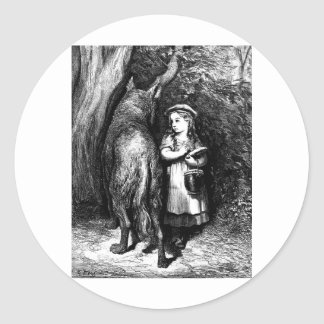 little-red-riding-hood-pictures-8 sticker