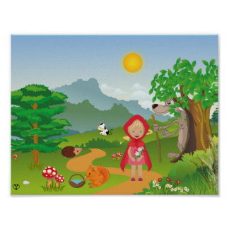 Little Red Riding Hood, Poster