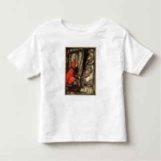 Little Red Riding Hood Toddler T-Shirt