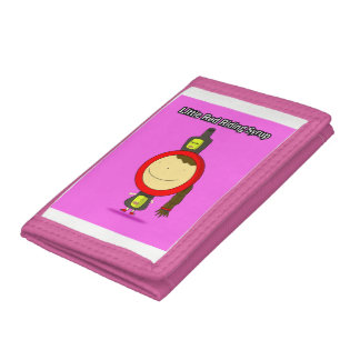 Little Red Riding Syrup Wallet