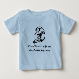 Little Ripper Baby T- Customized Baby T-Shirt