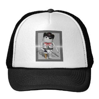 Little Robo-x9 for  Talk Like A Pirate Day Trucker Hats