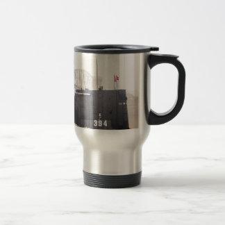 little rock arkansas city stainless steel travel mug