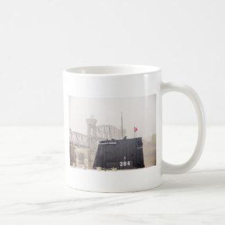 little rock arkansas city basic white mug