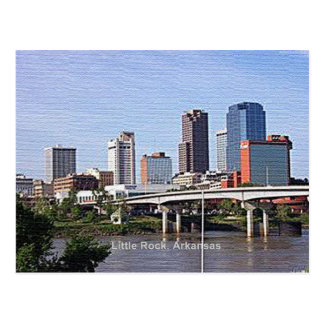 Little Rock, Arkansas Postcard