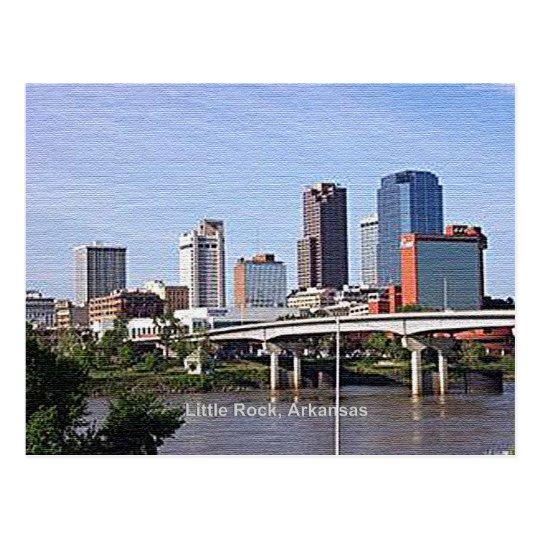 Little Rock, Arkansas Postcard