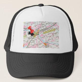 Little Rock, Arkansas Trucker Hat