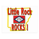 Little Rock Rocks ! (red) Post Cards