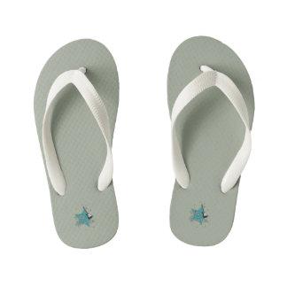 little rockstar flip flops