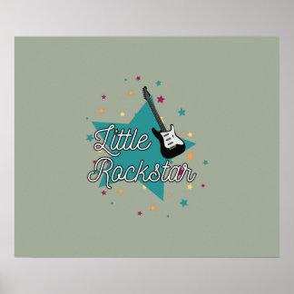 little rockstar poster
