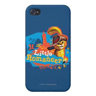 Little Romancer iPhone 4 Cover
