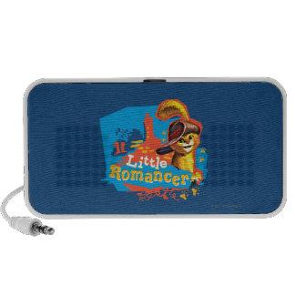 Little Romancer iPod Speaker